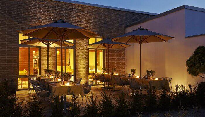 AALERNHÜS hotel & spa – Terrasse Aalernhüs Grill
