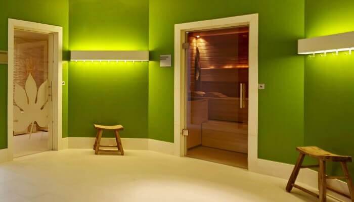 AALERNHÜS hotel & spa – Saunabereich