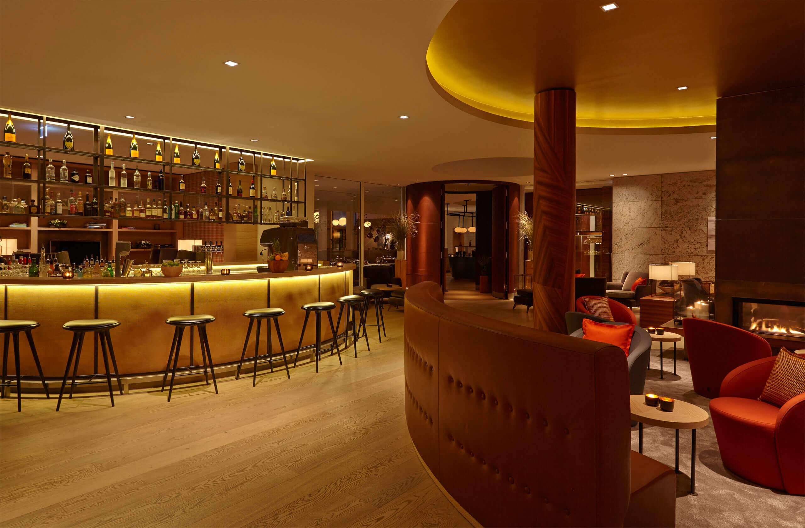 AALERNHÜS hotel & spa | Lobbybar