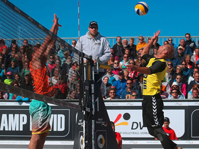 St. Peter-Ording Beachvolleyball