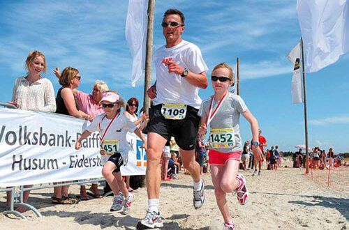 St. Peter-Ording – Gegen den Wind Triathlon