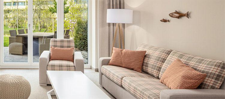Residenzen Deluxe 3 Wohnen Sitzecke
