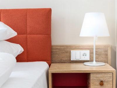 Residenzen Deluxe 3 Schlafzimmer Kopfteil