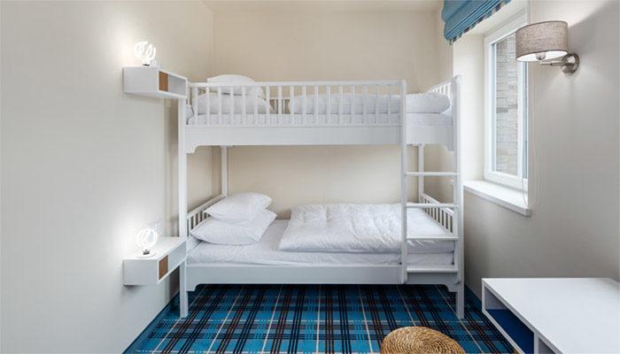 Residenzen Superior mit Kinderbett Stockbett