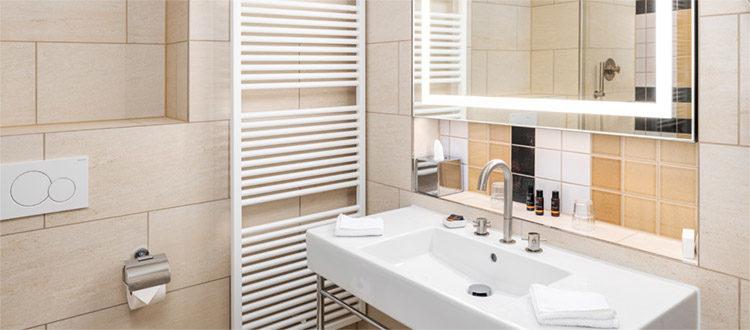Residenzen Superior 120 Bad WC