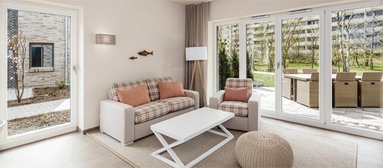 Residenzen Superior 3 Wohnzimmer Sitzecke