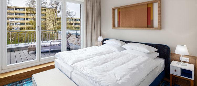 Residenzen Superior Doppelstock Doppelzimmer